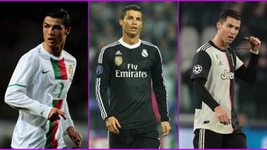 Cristiano Ronaldo Decade Ender Special: CR7's Top Moments of the 2010s As We Welcome New Year 2020