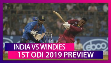 IND Vs WI, 1st ODI 2019 Preview: India Eye Dominance Over West Indies