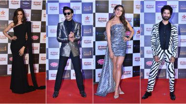Star Screen Awards 2019 Red Carpet: Deepika Padukone, Ranveer Singh, Shahid Kapoor, Sara Ali Khan Serve the Hottest Looks (View Pics)