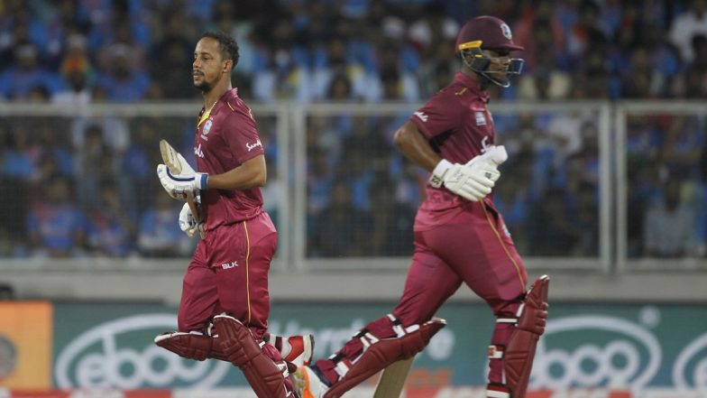 West Indies vs Ireland 2nd T20I 2020 Live Streaming Online: Get Free Telecast Details of WI vs IRE on TV With Match Time in India