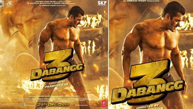 Dabangg 3 Box Office Collection Day 3: Salman Khan's Masala Action Flick Takes A Huge Leap, Earns Rs 81.15 Crores In The Opening Weekend