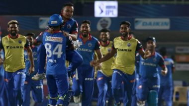 DC At IPL 2020 Player Auction: Delhi Capitals Purse Remaining and Full Squad of Shreyas Iyer-led Team