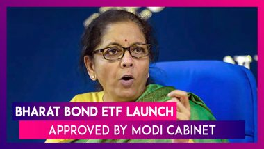 Bharat Bond ETF Launch Approved by Modi Cabinet, Here Are Details