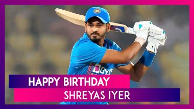 Shreyas Iyer Birthday Special: Best IPL Knocks