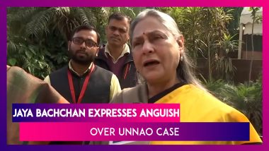Jaya Bachchan Expresses Anguish On Unnao Rape Survivor Burnt Alive, Says No One Is Safe In UP
