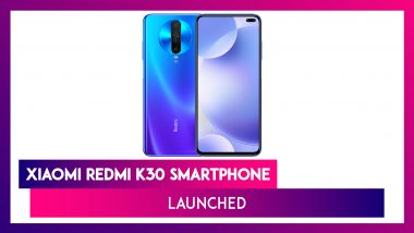 Redmi K30 With Snapdragon 765G & Dual Selfie Camera Launched; Prices, Features, Variants & Specifications