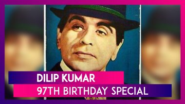 Dilip Kumar Birthday Special: Five Interesting Trivia About The Legendary Actor As He Turns 97