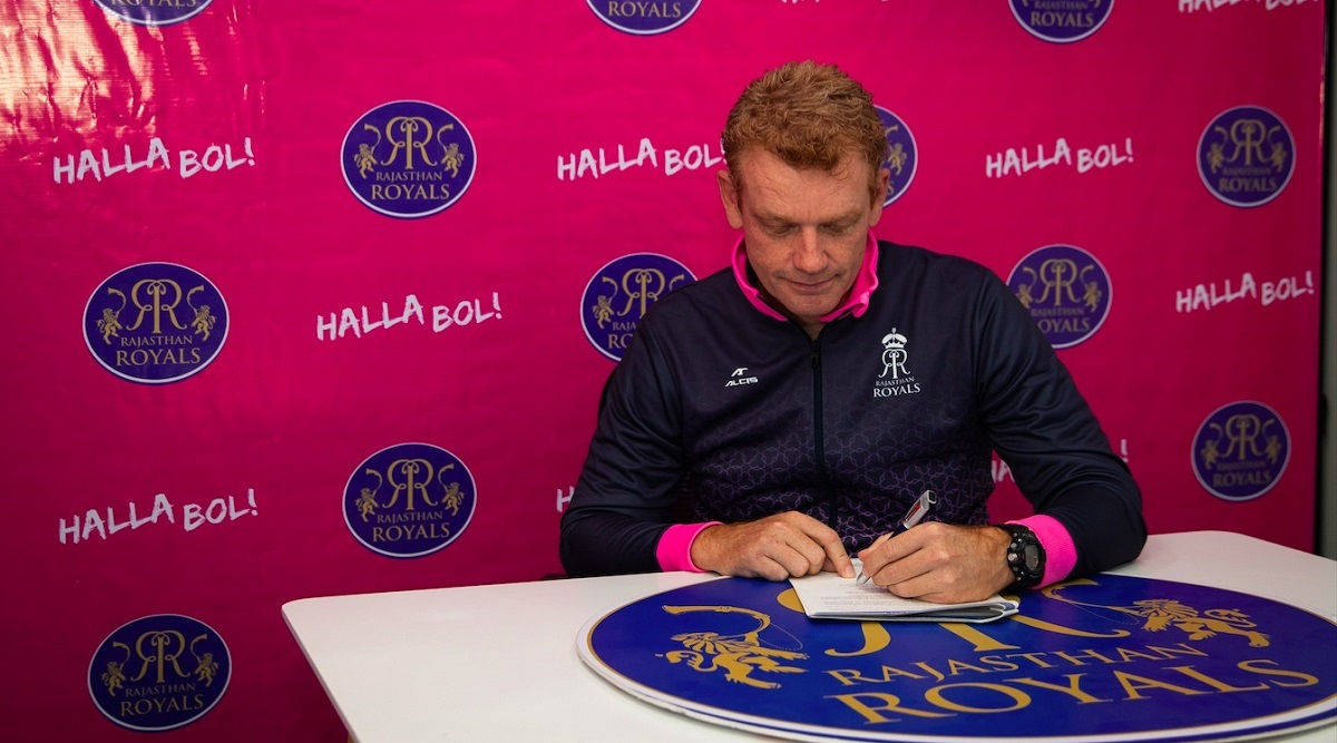 IPL 2020: Want to Turn Rajasthan Royals From Underdogs to Champions, Says Andrew Barry McDonald