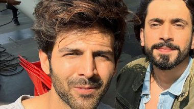 Kartik Aaryan Is Not a Contemporary, Says Actor Sunny Singh