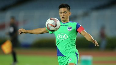 ISL 2019–20 BFC vs NEUFC Result: Bengaluru FC Move Top With 2–0 Win Over NorthEast United FC