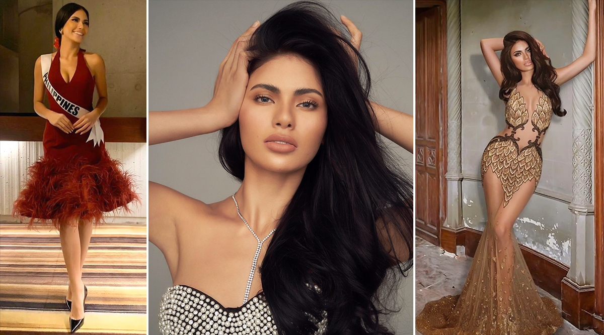 Who Is Gazini Ganados of Phillipines at Miss Universe 2019? Know Everything About Beauty Queen and Hot Favourite to Be Catriona Gray's Successor! (View Pics)