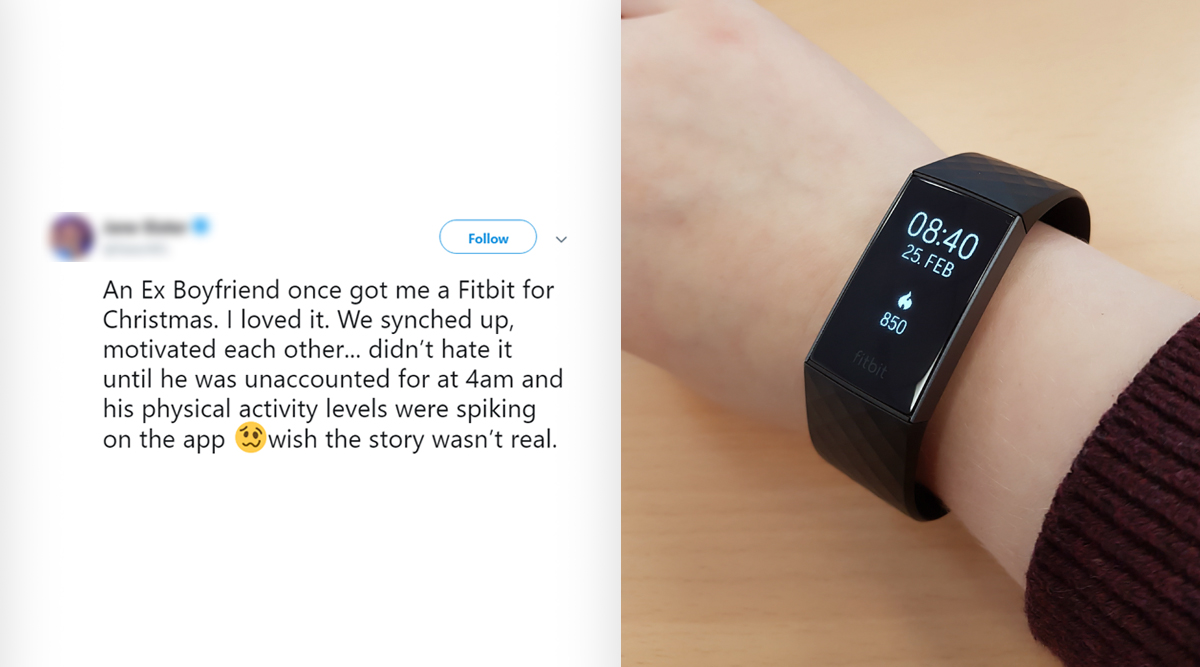 NFL Reporter Jane Slater Caught Cheating Ex-boyfriend via Fitbit! Suspected After Device Showed High Physical Activity Levels at 4 AM