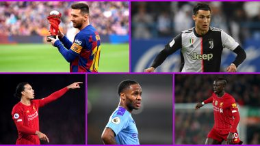 Year Ender 2019: From Cristiano Ronaldo to Lionel Messi, Top Footballers of This Year