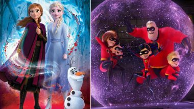 Frozen 2 Beats Incredibles 2 To Become The Highest Grossing Animation Film In India
