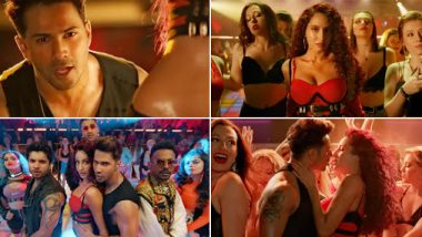 Street Dancer 3D Song Garmi: Varun Dhawan And Nora Fatehi's Racy Moves Will Definitely Make You Sweat (Watch Video)