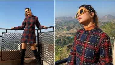 Hina Khan is Giving Us Some Serious Winter Fashion Goals With Her Latest Pictures and We're Loving It!