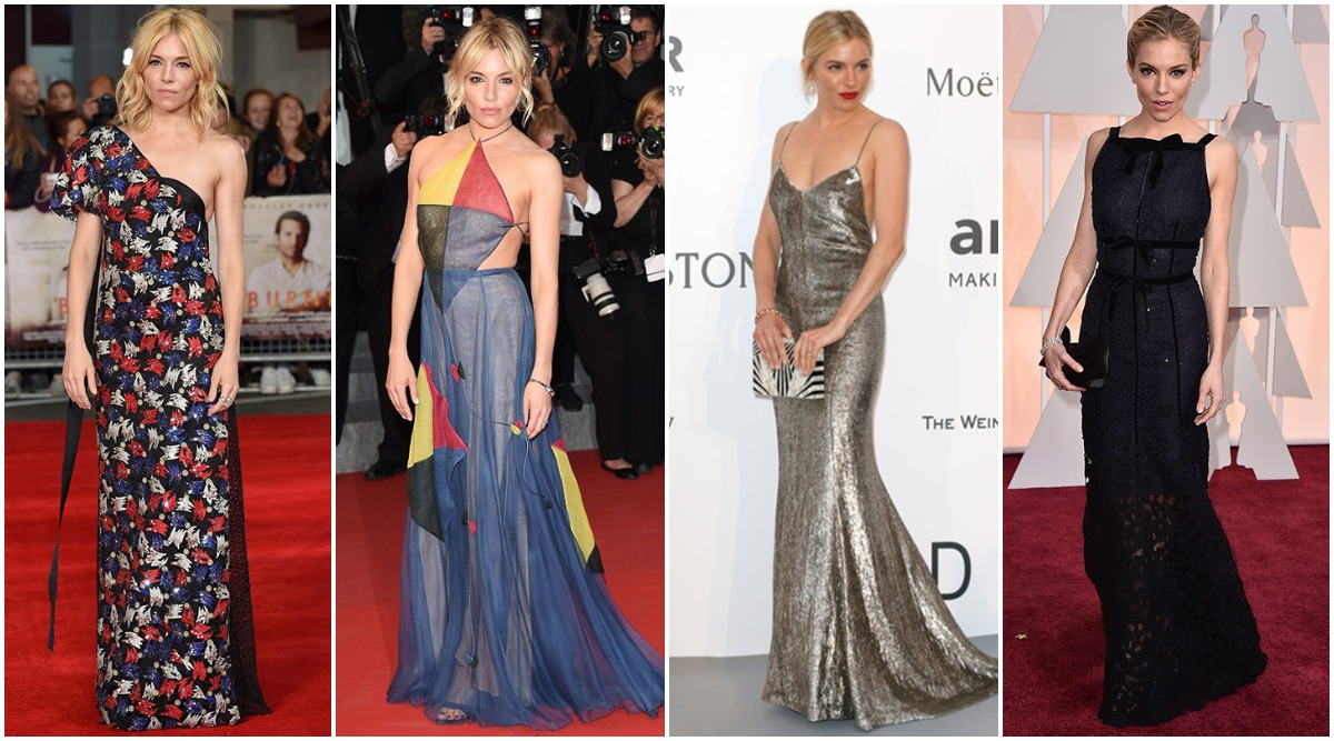 Sienna Miller Birthday Special: 7 Red Carpet Appearances by the 'American Sniper' Actress that are Stunning Beyond Words (View Pics)