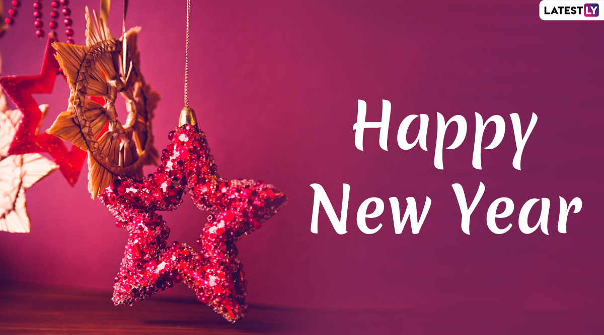 Happy New Year 2020 Greetings In Different Languages: From 'Nav Varsh Ki Hardik Shubhkamnaye' in Hindi to 'Bonne Année' in French, Here's How To Wish on New Year's Eve