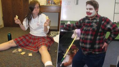 Twitterati Share Awkward Throwback Pictures From High School for Hilarious Viral Challenge!