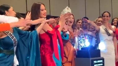 Miss Universe 2019 Top 5 List: Mexico, Thailand, Colombia, Puerto Rico, South Africa Are The Five Finalists in Race to Win Miss Universe Crown