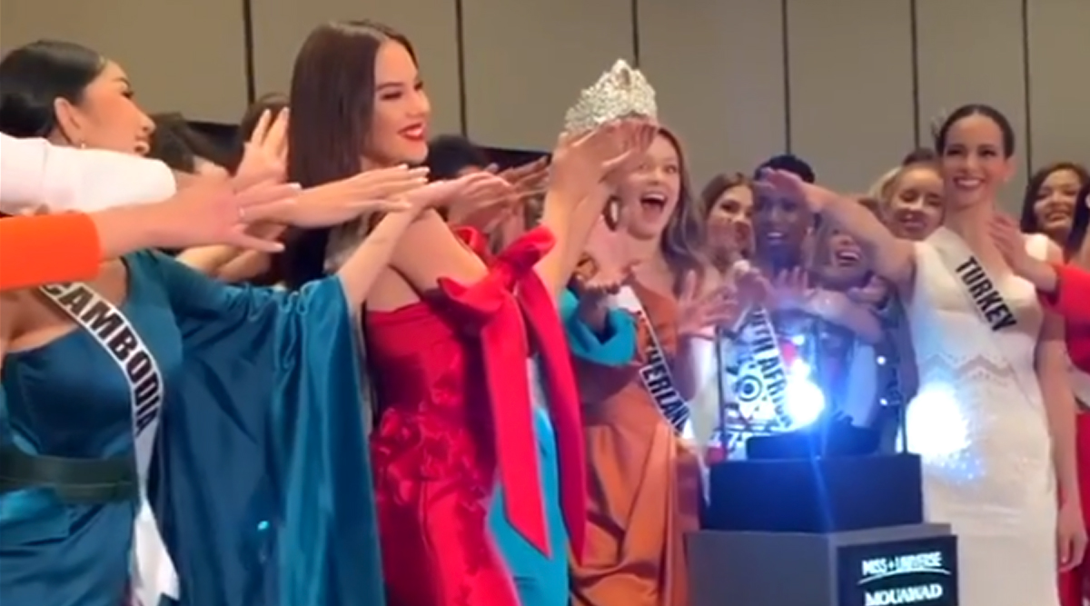 Miss Universe 2019 Live Voting: How to Vote for Your Favourite Contestant? Steps and Direct Link to Support Your Beloved Beauty Queen to Win in 68th Edition Beauty Pageant