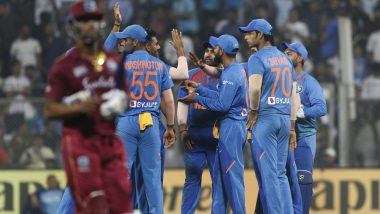 Ind vs WI, 3rd T20I 2019 Stat Highlights: Virat Kohli and Men Seal Series 2-1, Break Plethora of Records at Wankhede