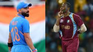 India vs West Indies Head-to-Head Record: Ahead of IND vs WI 3rd T20I 2019, Here Are Match Results of Last Five IND vs WI Encounters
