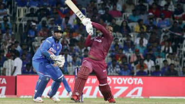 India vs West Indies Highlights 3rd ODI 2019: Shardul Thakur Cameo Helps Hosts Beat Windies by Four Wickets, Clinch Series 2-1