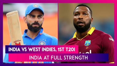 India vs West Indies, 1st T20I at Hyderabad Preview: Both Teams Eye Victorious Start To Series