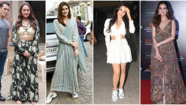 Kiara Advani, Kriti Sanon and Sonakshi Sinha Join the List of Worst Dressed Celebrities this Week (View Pics)