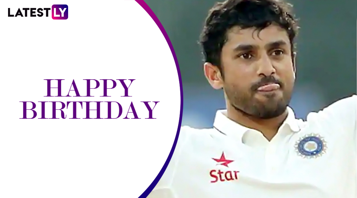 Karun Nair Birthday Special: Revisiting Talented Batsman's 300 vs England, Watch Video