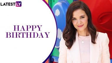 Katie Holmes Birthday: Here Are the Lesser-Known Facts about the Batman Begins Actress!