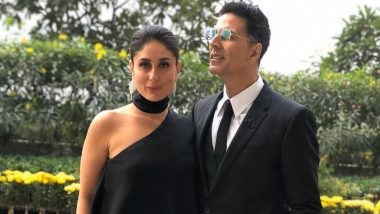 Akshay Kumar Shared His Funny Little Banter with Co-Star Kareena Kapoor Khan While Filming Good Newwz