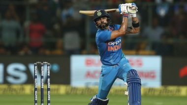 Virat Kohli on the Brink of Becoming the First Indian to Score 9,000 Runs in T20s, Likely to Achieve the Feat During India vs New Zealand T20I Series 2020