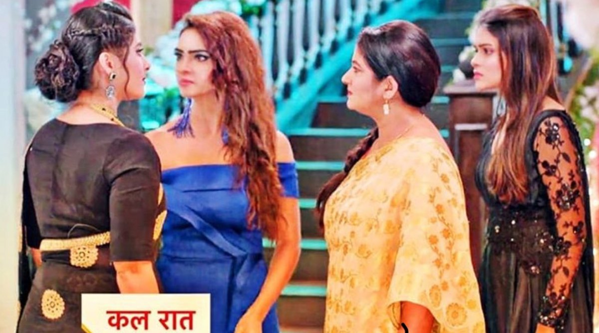 Kasautii Zindagii Kay 2 December 5, 2019 Written Update Full Episode: Veena Decides to Tell Anurag About Prerna's Husband, While Sonalika Hatches a Plan