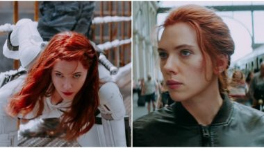 Black Widow Teaser Trailer Netizens Are In Love With