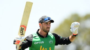 Didn't Know What I Was Doing: Glenn Maxwell on Mental Health Issues