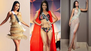 Who Is Swe Zin Htet? Meet Miss Universe's First Openly Gay Contestant Participating at the 68th Beauty Pageant, View Hot and Glamorous Pics of the Myanmar Girl
