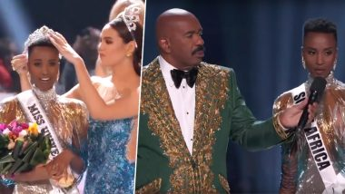 Miss Universe 2019 Final Winning Answer: Watch Video of Miss South Africa Zozibini Tunzi's Respond to Final Question-Answer Round That Won Her the Crown and Title!