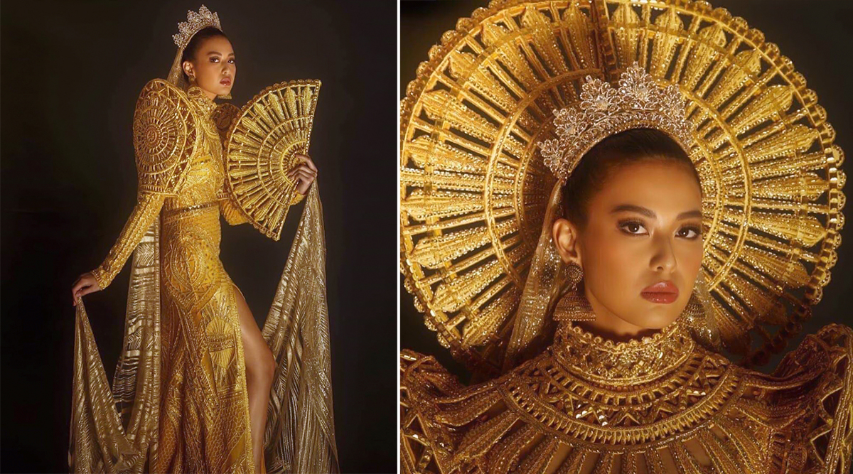 Miss World 2019 Contestant Michelle Dee: Who Is Miss World Philippines For This Year? Everything to Know About the Beauty Queen Participating in 69th Edition