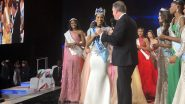 Miss World 2019 Winning Answer: Toni Ann-Singh's Answer to Piers Morgan's Finale Question at the 69th Edition of Beauty Pageant (Watch Video)