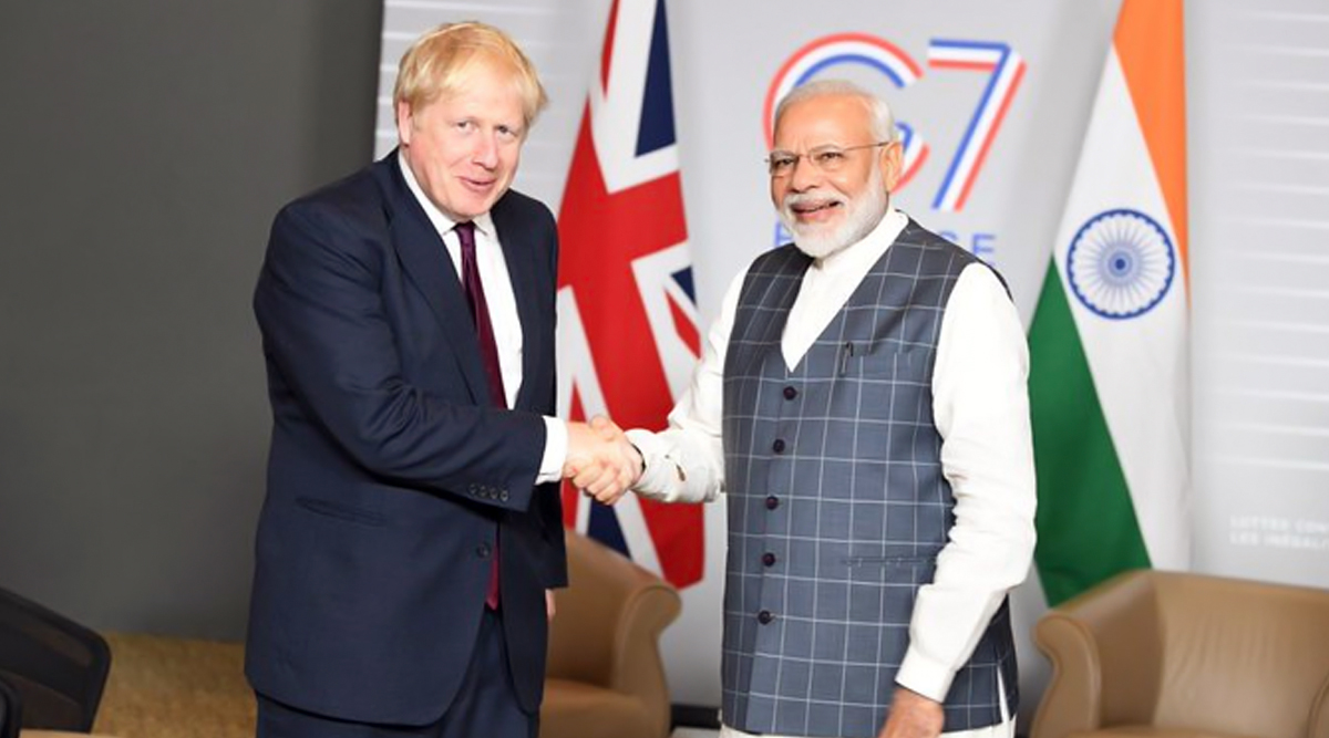 PM Narendra Modi Congratulates UK PM Boris Johnson for Returning to Power With Thumping Majority in UK General Elections 2019