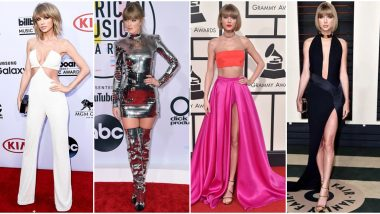 Taylor Swift Birthday Special: The 'You Belong With Me' Singer Doesn't Do Fashion, She is Fashion (View Pics)