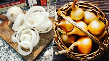 Amid Insane Onion Price Hike, Here's Look at Few Insta-Worthy Pictures of the ENTICING Vegetable Bulb As Respite!