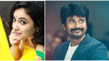 Doctor: Priyanka Mohan Roped In to Play the Female Lead in Sivakarthikeyan's Next