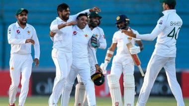Pakistan vs Sri Lanka 2nd Test Match 2019 Day 5 Live Streaming on PTV Sports & Sony Liv: How to Watch Free Live Telecast of PAK vs SL on TV & Cricket Score Updates in India Online