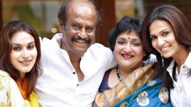 Soundarya Rajinikanth Shares A Perfect Post For Thalaiva on His 69th Birthday; Fans Trend 'HBD Thalaivar Superstar RAJINI' On Twitter