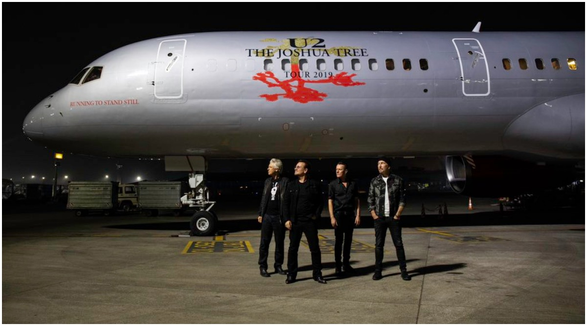 U2 Mumbai Concert: Irish Rock Band Arrives in the City! Netizens Excited to Meet Them on December 15