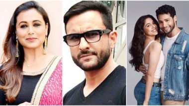 Confirmed! Rani Mukerji and Saif Ali Khan to be a Part of Bunty aur Babli 2 with Siddhant Chaturvedi and Sharvari