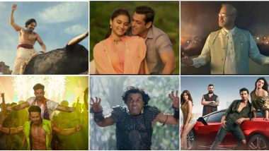 Year Ender 2019: From Akshay Kumar's Kesari to Salman Khan's Dabangg 3, 15 Biggest WTF Moments From Popular Bollywood Films of the Year